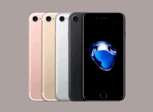 iPhone 7 Reparatie Nunspeet