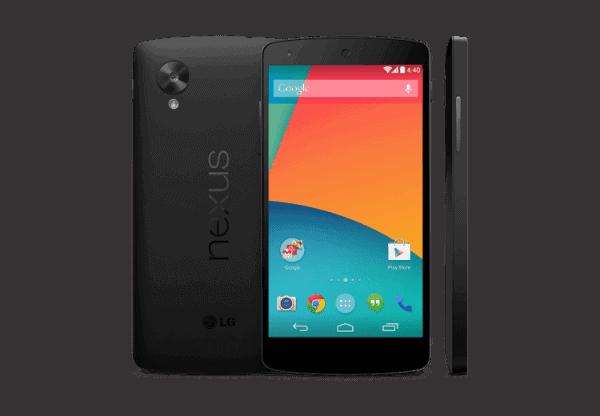 Google Nexus 5 Reparatie