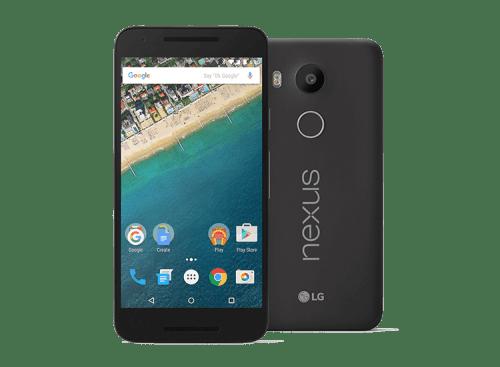 Google Nexus 5x Reparatie