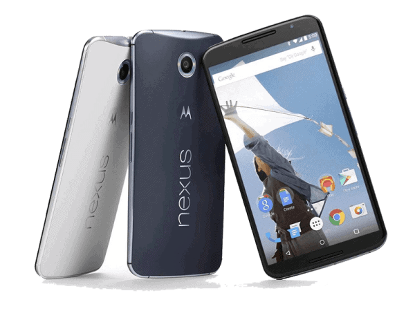 Google Nexus 6 Reparatie