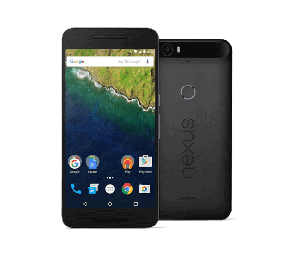 Google Nexus 6p Reparatie