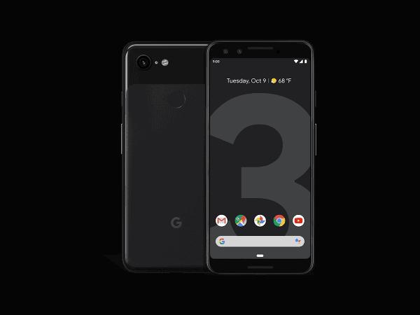Google Pixel 3 XL Reparatie