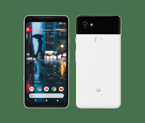 Google Pixel 2 XL Reparatie