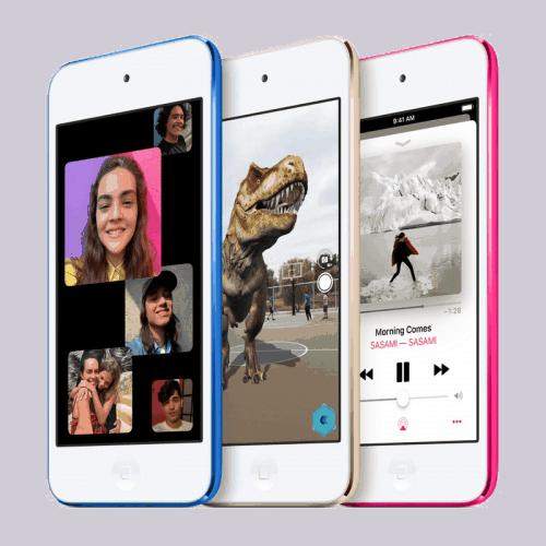 iPod Touch 2019 Reparatie