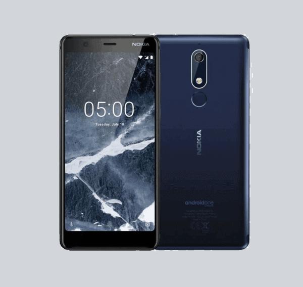 Nokia 5.1 Reparatie