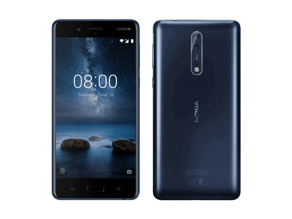Nokia 8 Reparatie