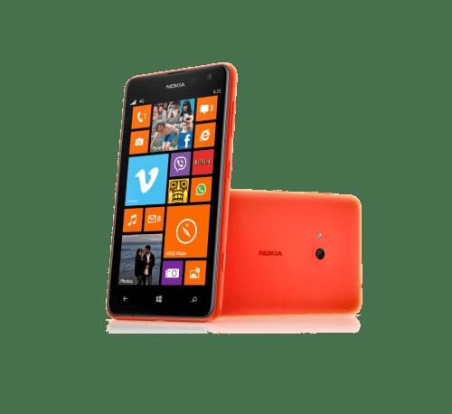 Nokia Lumia 625 Reparatie