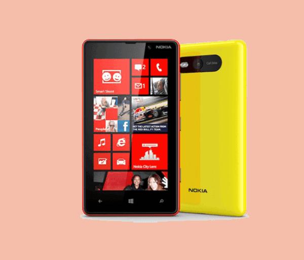Nokia Lumia 820 Reparatie
