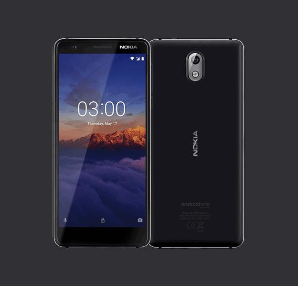 Nokia 3.1 Reparatie