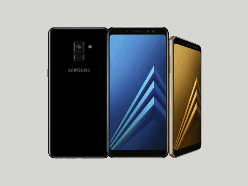 Samsung A8 Plus 2018 Reparatie
