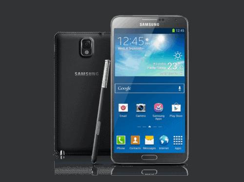 Samsung Note 3 Reparatie