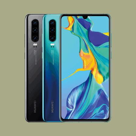 Huawei P30 reparatie