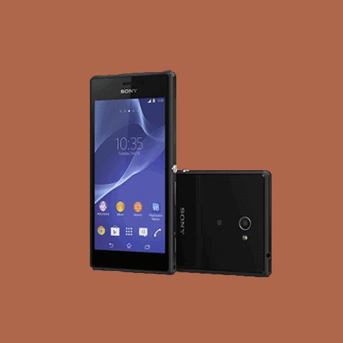 Sony Xperia M2 Reparatie