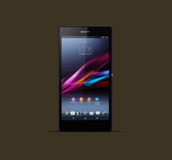 Sony Xperia Z Ultra Reparatie