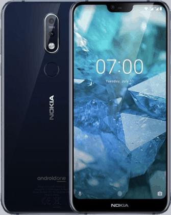 Nokia 7.1 reparatie
